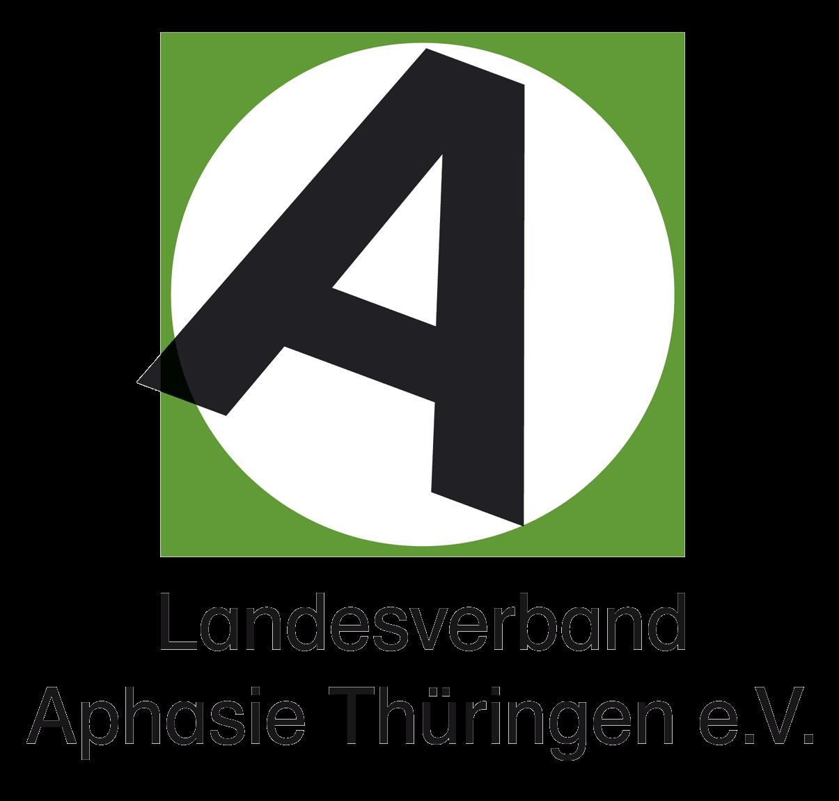 Logo Landesverband Aphasie Thüringen e.V.